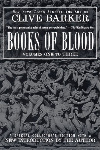books blood barker clive bloody volume stories novels midnight volumes murders three train vol really series pig blues