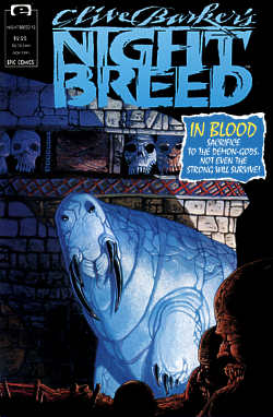 Night Breed 12 cover