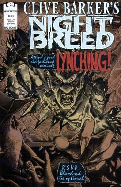 Night Breed 19 cover