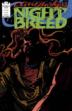 Night Breed 24 cover