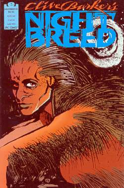 Night Breed 25 cover