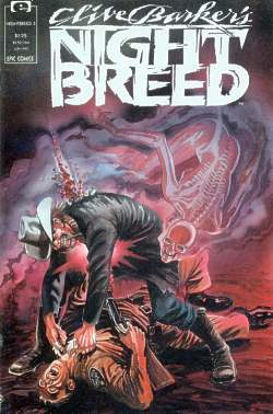 Night Breed 3 cover
