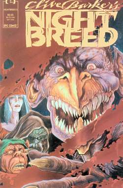Night Breed 5 cover