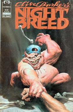 Night Breed 6 cover