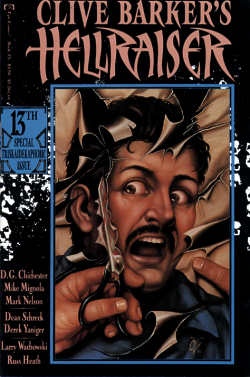 Hellraiser Book 13