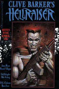 Hellraiser Book 15
