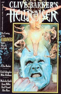 Hellraiser Book 18