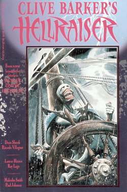Hellraiser Book 19