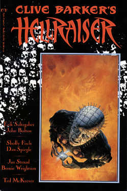 Hellraiser Book 1