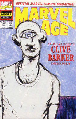 Marvel Razorline: Hokum and Hex #1-9 by Clive Barker