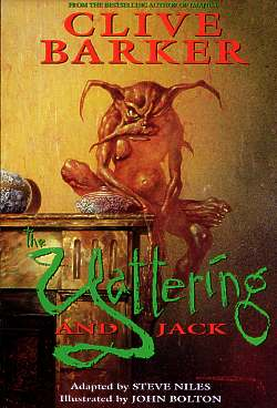 The Yattering and Jack cover